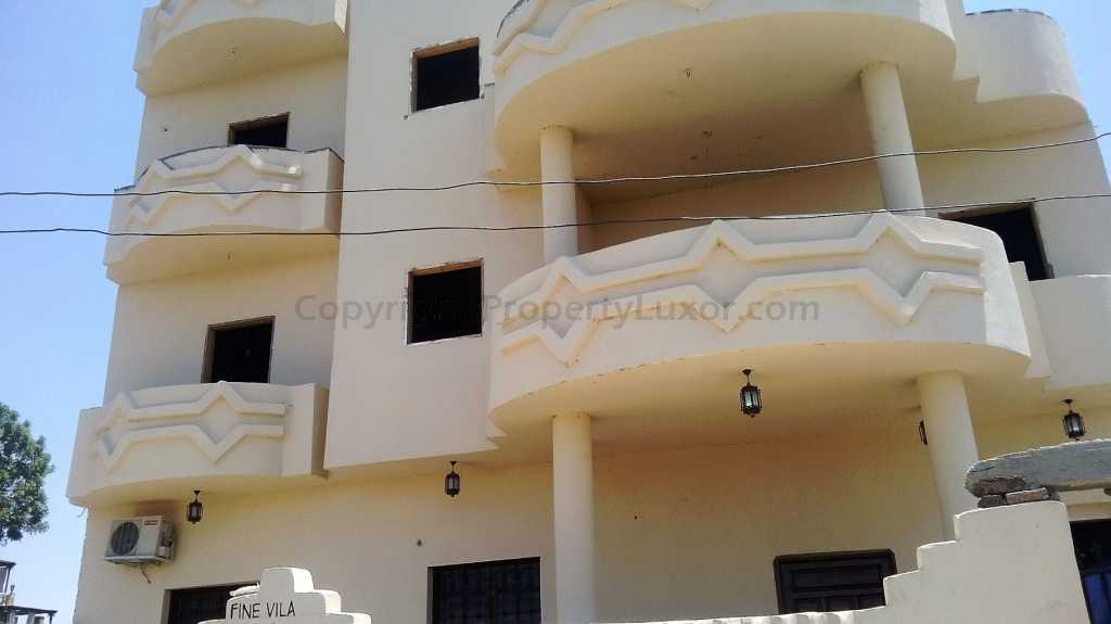 W0004 - Comfortable flat in El Ramla - Building