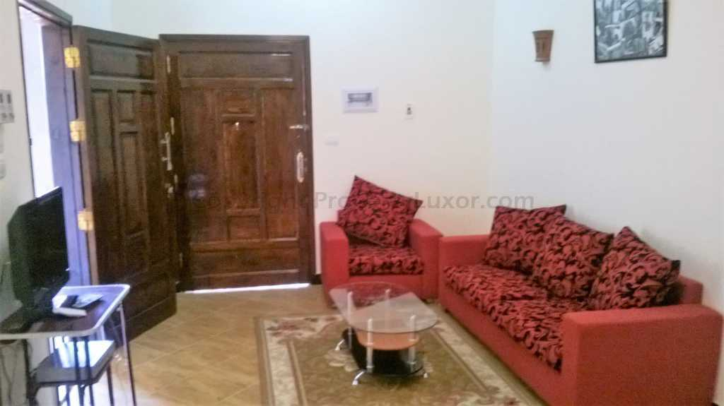 W0004 - Comfortable flat in El Ramla - Living