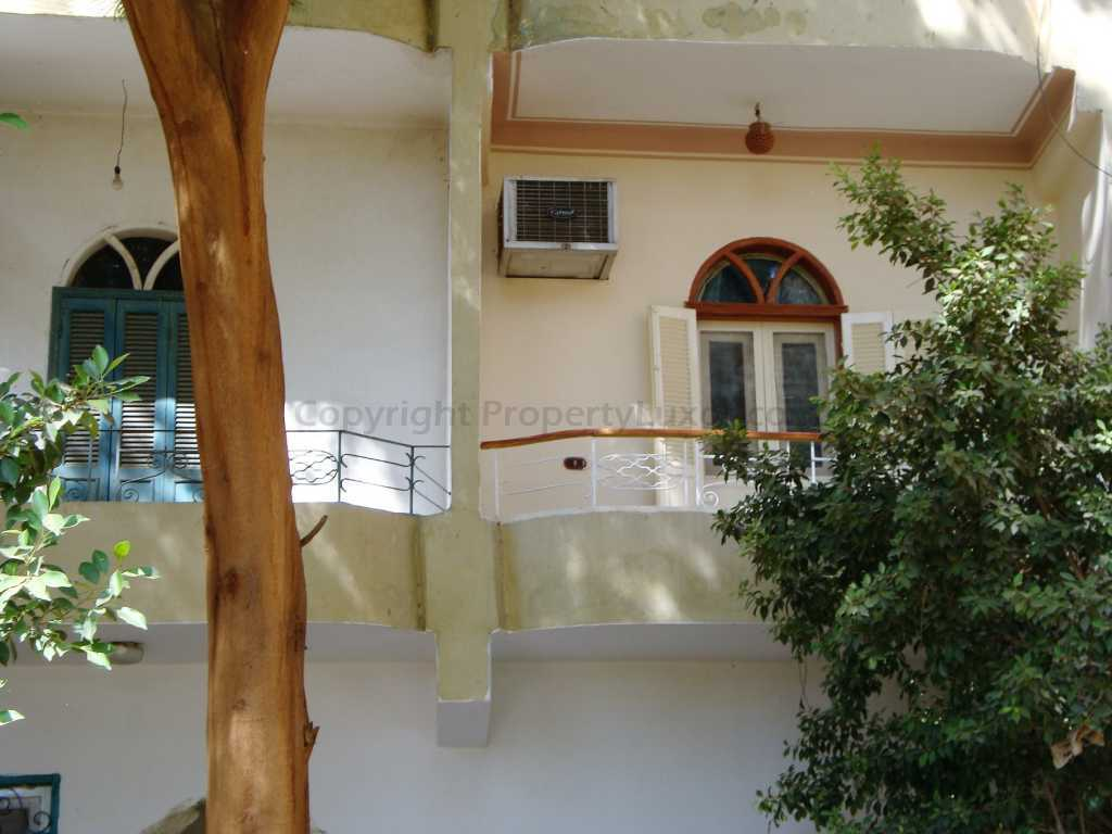 W0005a - Big flat for sale in El Gezira - Building