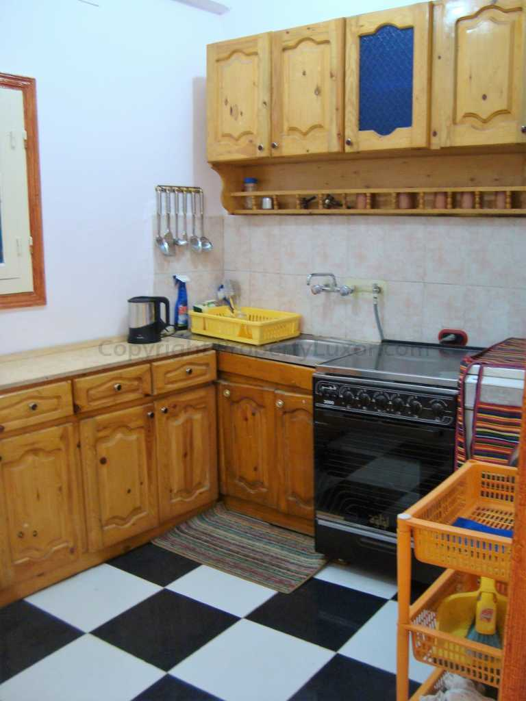 W0005a - Big flat for sale in El Gezira - Kitchen