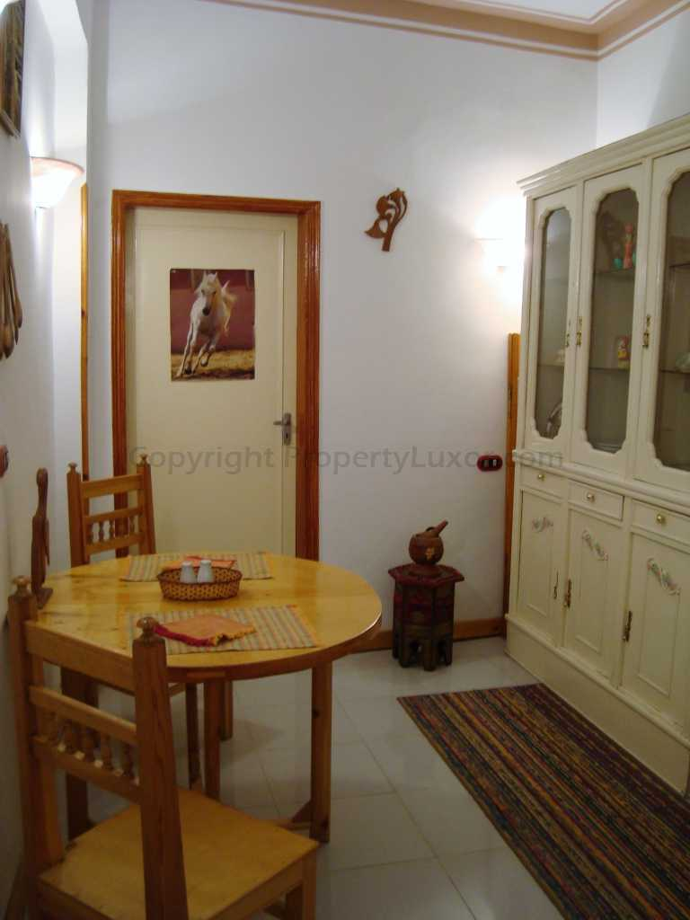 W0005a - Big flat for sale in El Gezira - Living