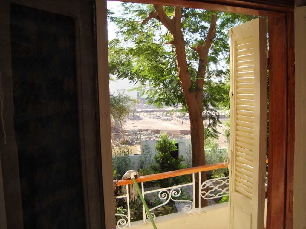 W0005a - Big flat for sale in El Gezira - Garden