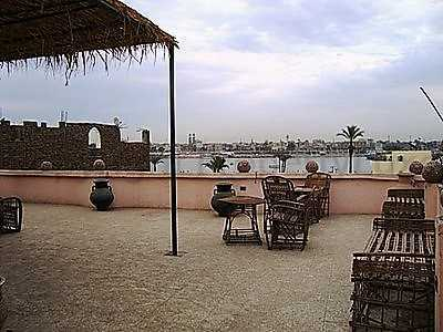 W0005a - Big flat for sale in El Gezira - Roof