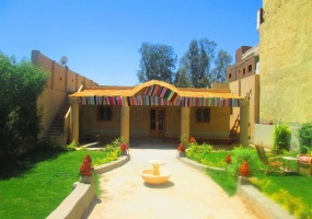 W0091 - Holidays with privacy in El Ramla - Garden