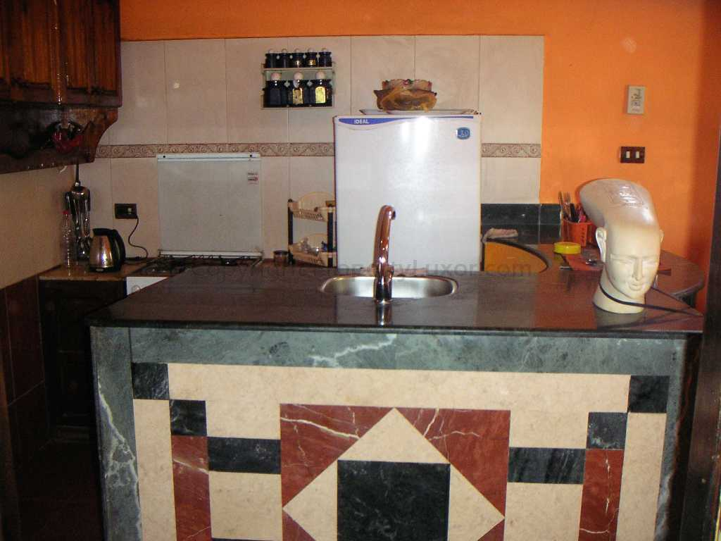 W0008 - Lovely apartment in El Gorf - Kitchen