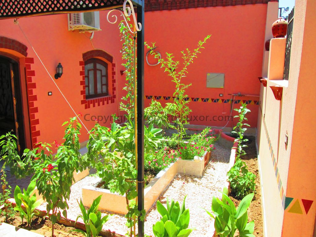 W0116 - Villa for sale in el Ramla - Garden