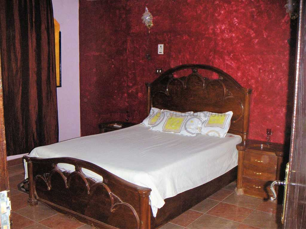 W0008a - Flat in a villa in El Gorf - Bedroom
