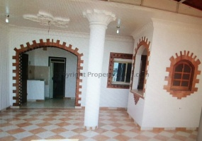 W0117 - Nile view apartment for sale in El Ramla - Building