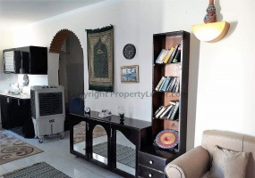 W0123 - Charming villa with garden in El Gorf - Living