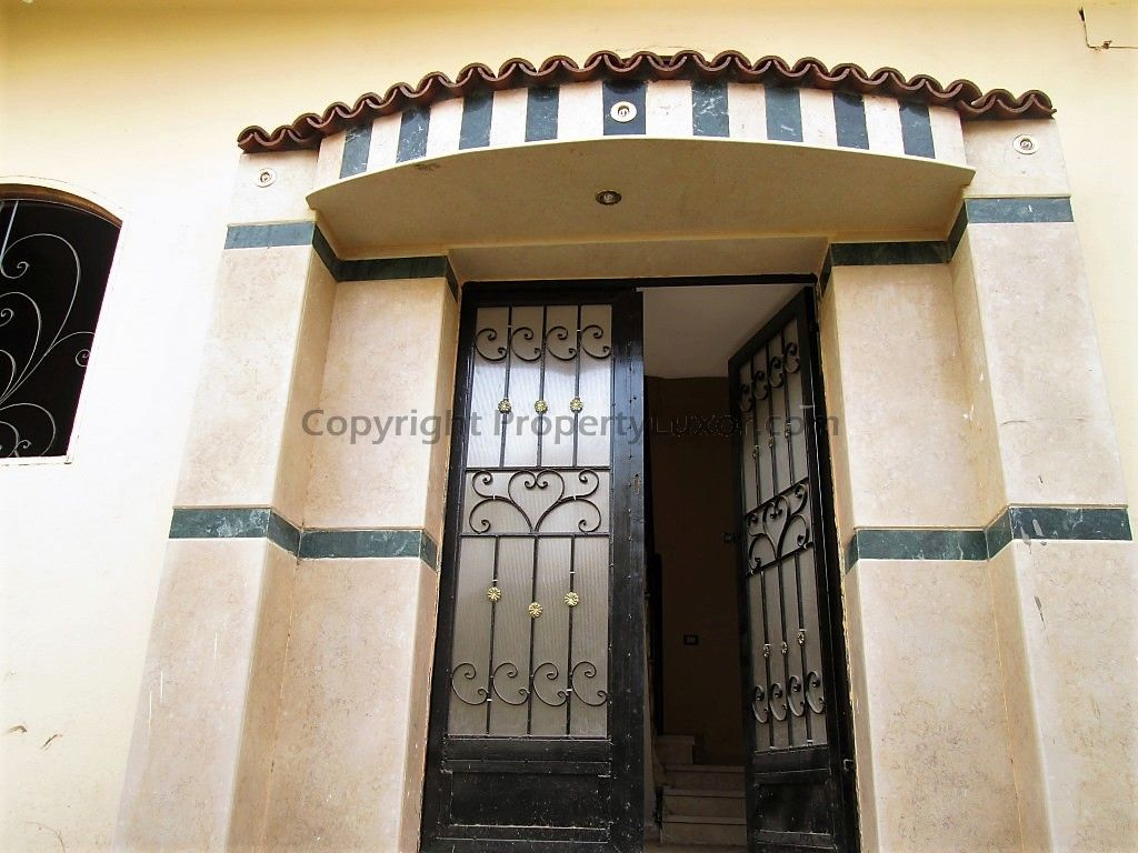W0001- Good apartment in El Ramla - Building