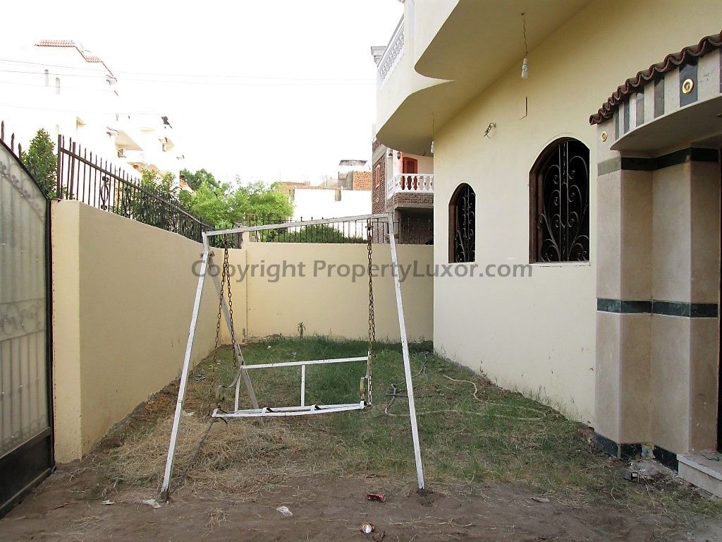 W0001- Good apartment in El Ramla - Garden