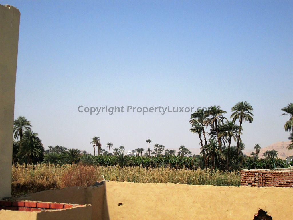 W0126 - Cheap house for sale in El Ramla - Outview