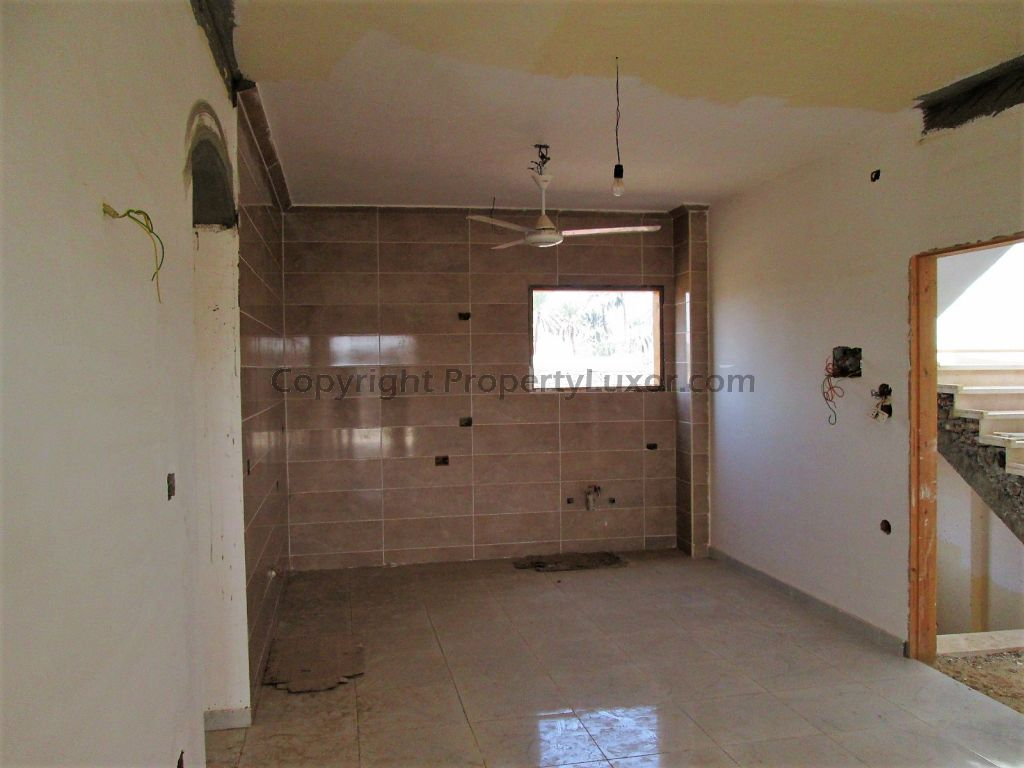W0127 - Building with 2 floors in El Ramla - Living