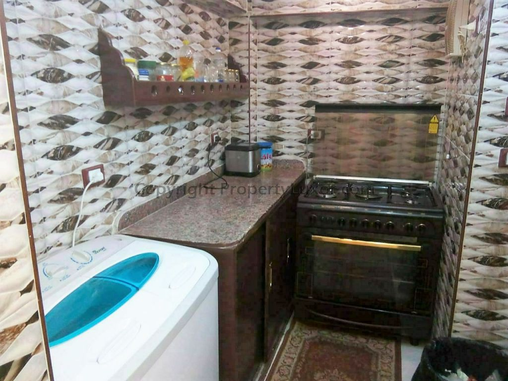 E0128 - Living at the corniche road - Kitchen