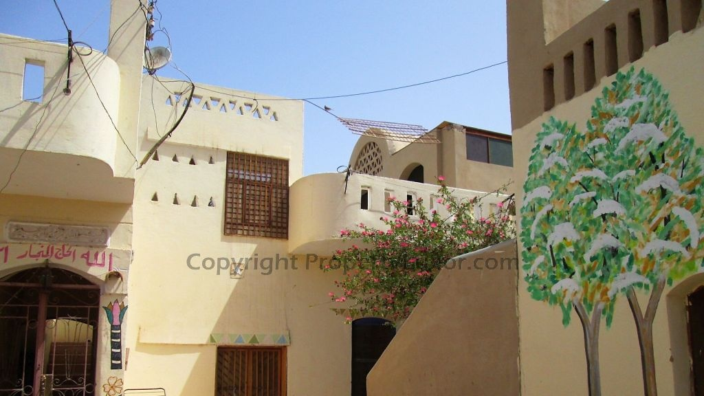 W0130 - House for sale in El Ramla- Building