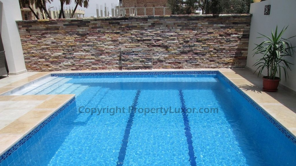 W0131-House with 2 flats and pool in El Ramla-building