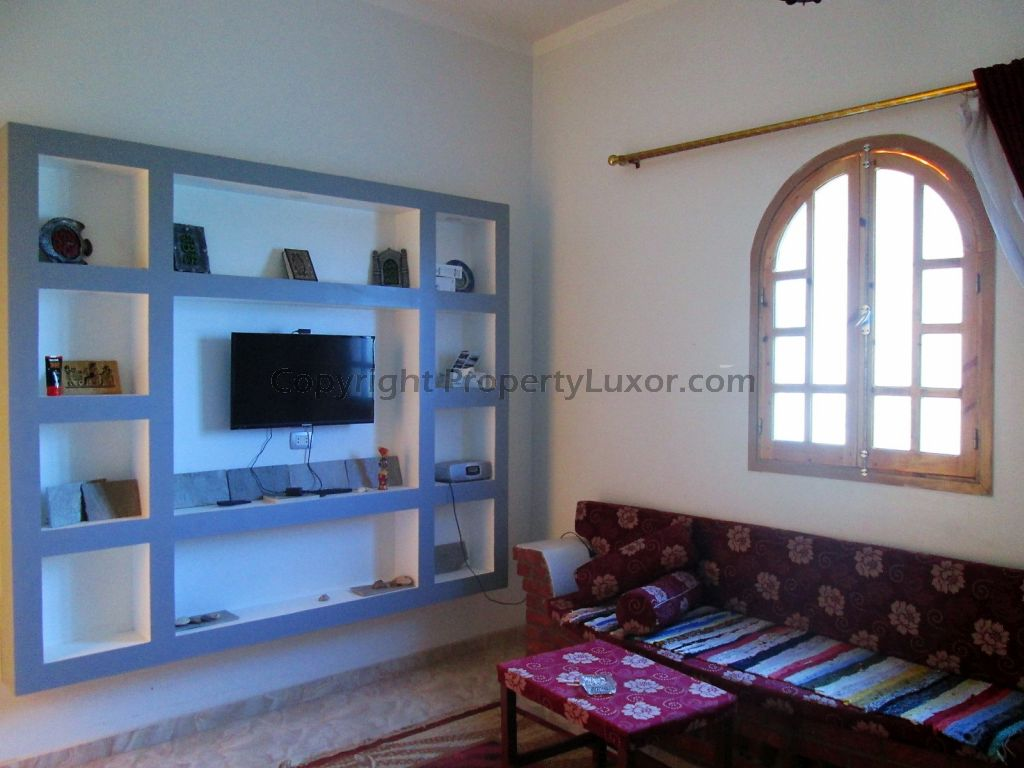 W0132-House for sale in El Gorf-Living