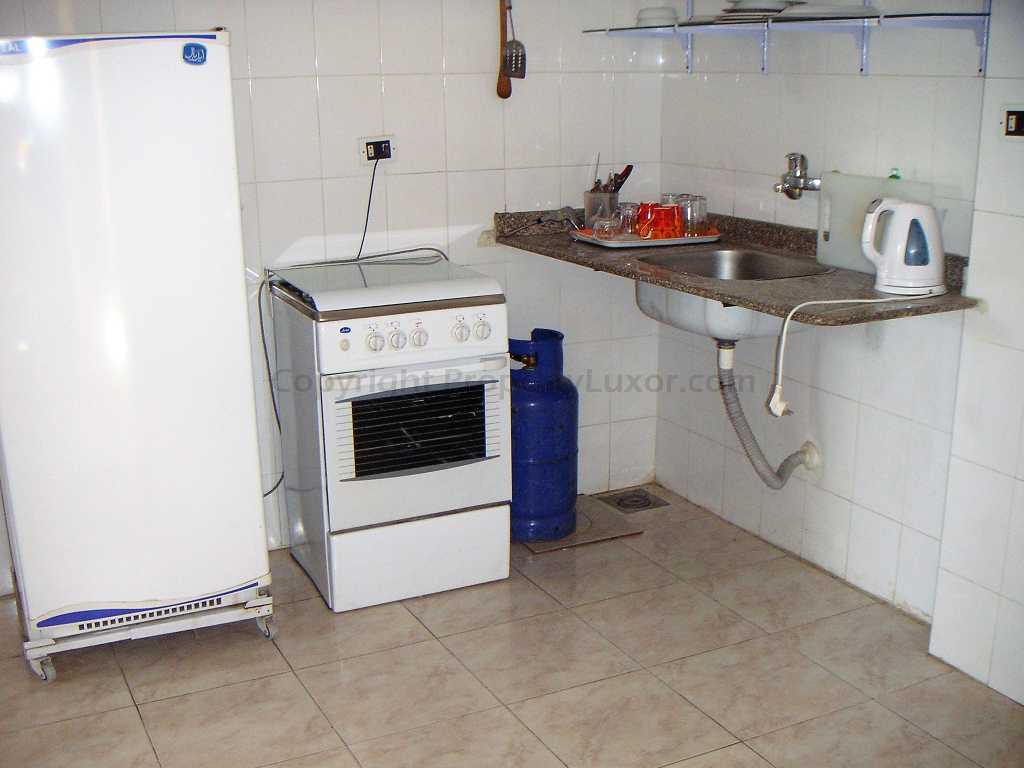 W0011 - Apartment with pool in El Ramla - Kitchen