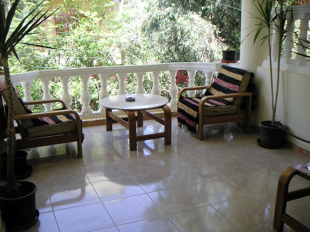 W0011 - Apartment with pool in El Ramla - Living