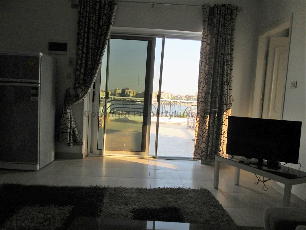 Studio in first floor in El Ramla