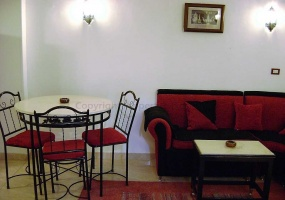 Attractive apartment in El Ramla