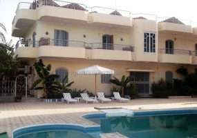 Flat with pool in El Gorf