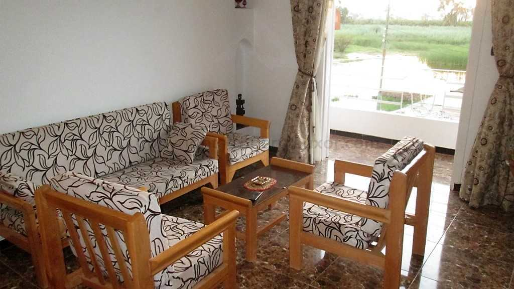 W0002a - Holiday accommodation in El Ramla - Living